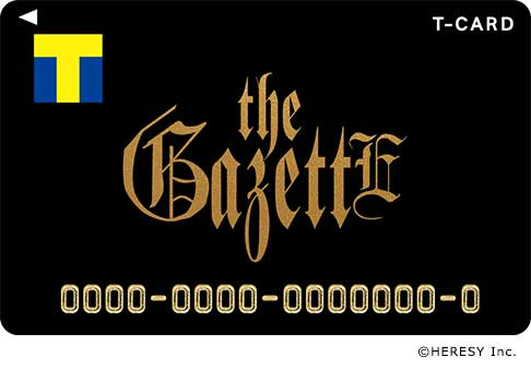 the gagettEのTカード