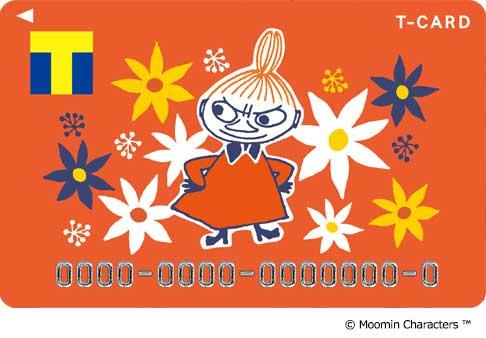 ムーミン×Tカード