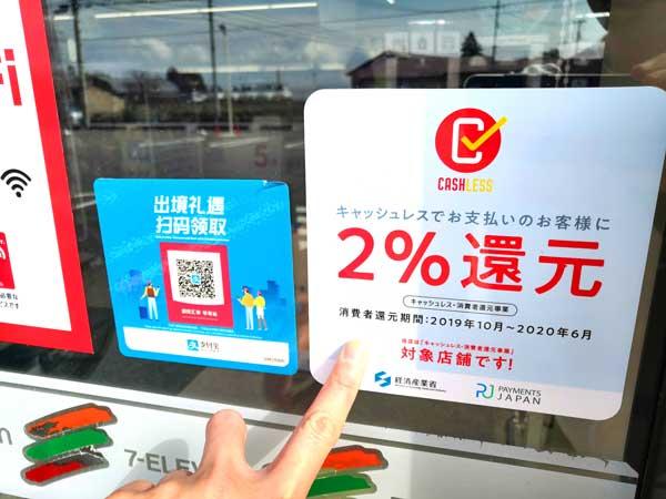 JCB CARD Wはキャッシュレス消費者還元で5%還元される