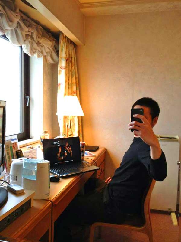 三井住友カードゴールドのReluxでホテルを利用